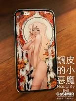 CaSiMiR iPhone 6s plus手機殼預購【調皮的小惡魔】