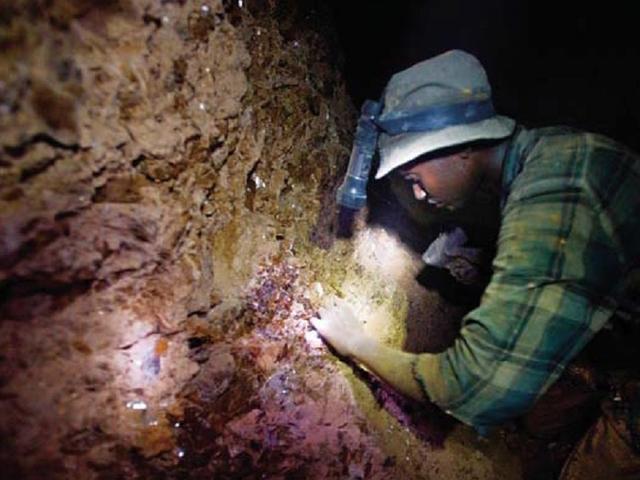 現代版花木蘭 十年從礦工變大老闆