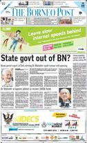 The Borneo Post 12 Mei 2018