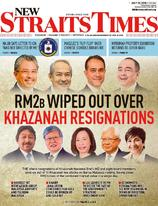 New Straits Times 27 July 2018