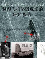 林彪飞机坠毁现场的研究报告