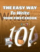 编写第一本电子书的简单方法