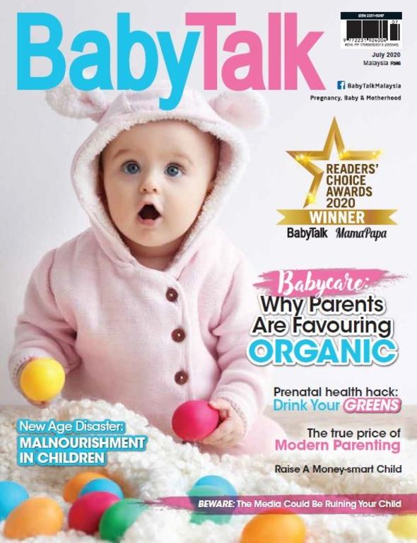 Baby Talk July 2020