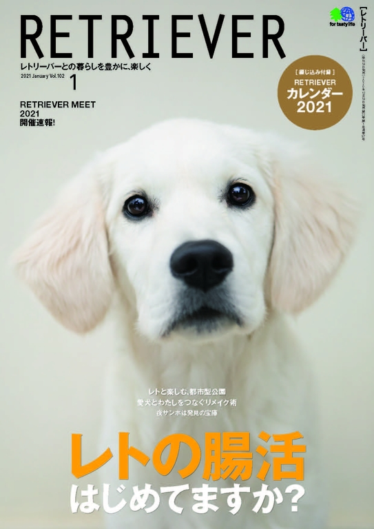 RETRIEVER 2020年11月號 Vol.102 【日文版】