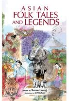 Asian Folk Tales And Legends