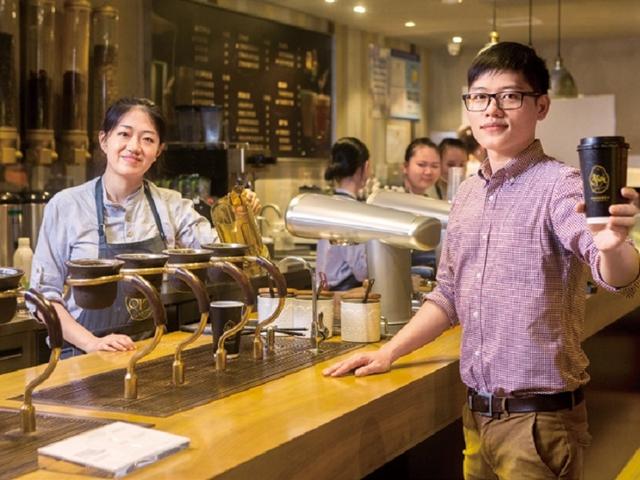 文青勇闖上海灘 變身高價茶飲銷售推手