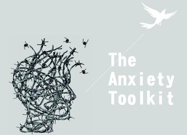 試圖消除焦慮會造成更多的焦慮